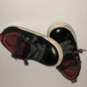 Toddler boy Converse